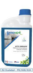 ACTYL SURFACES Ecolabel Flacon Doseur 1L