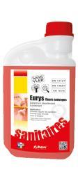 EURYS FLEURS SAUVAGES Flacon Doseur 1L