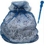 Filet lavage pour franges bleu 70L 60x90 DME