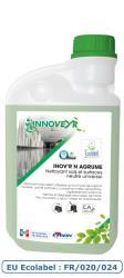 INOV'R N AGRUME Ecolabel Flacon Doseur 1L