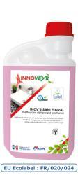 INOV'R SANI FLORAL Ecolabel Flacon Doseur 1L