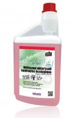 NET DET SAN ECOLO CITRON Ecolabel Flacon Doseur 1L