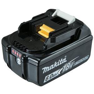 Batterie 6 Ah Makstar 18V Li-Ion avec témoin charge MAKITA