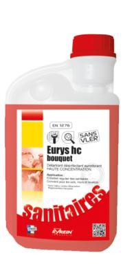 EURYS HC BOUQUET Flacon Doseur 1L