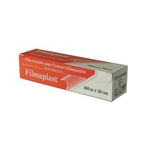 Film étirable 300x300 mm la boîte distributrice